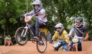 Fietscross, de stoerste sport in Bussum!